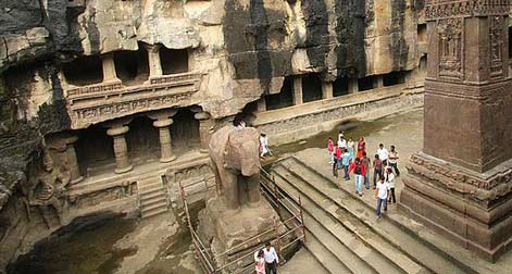 Caves and Temple Tours Maharashtra Tours