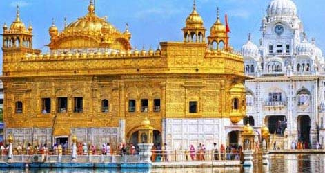 Golden Triangle with Amritsar Tour, Amritsar Golden Temple Tour