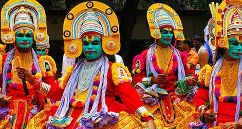cultural south india with goa, south india culture tours