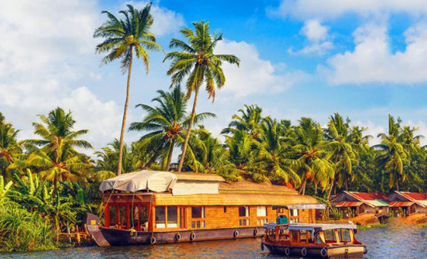 Extended Kerala Holiday Tour Packages